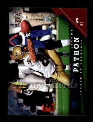 2005 Upper Deck #120  Jerome Pathon