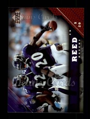 2005 Upper Deck #13  Ed Reed