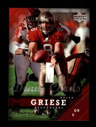 2005 Upper Deck #176  Brian Griese
