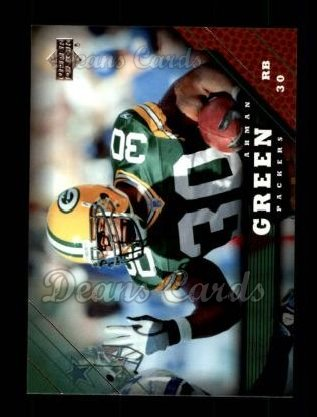 2005 Upper Deck #69  Ahman Green