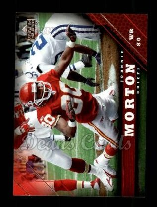 2005 Upper Deck #96  Johnnie Morton