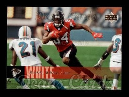 2006 Upper Deck #11  Roddy White