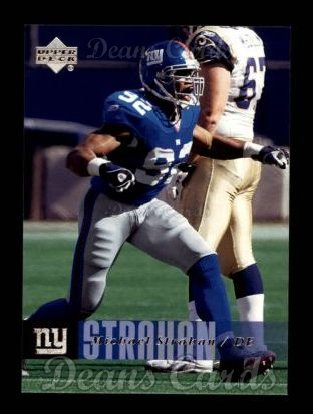 2006 Upper Deck #131  Michael Strahan