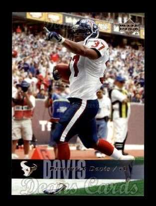 2006 Upper Deck #77  Domanick Davis