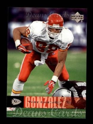 2006 Upper Deck #99  Tony Gonzalez