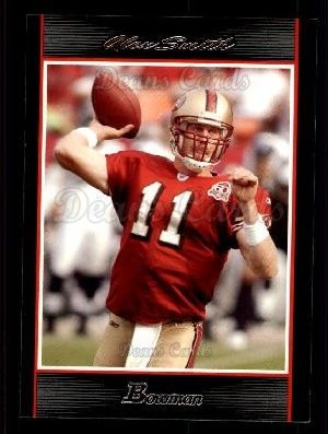 2007 Bowman #21  Alex Smith