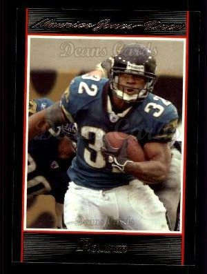 2007 Bowman #38  Maurice Jones-Drew