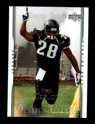 2007 Upper Deck #88  Fred Taylor
