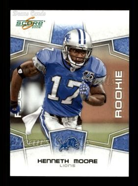 2008 Score #440  Kenneth Moore