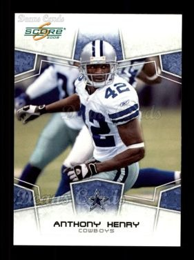 2008 Score #82  Anthony Henry