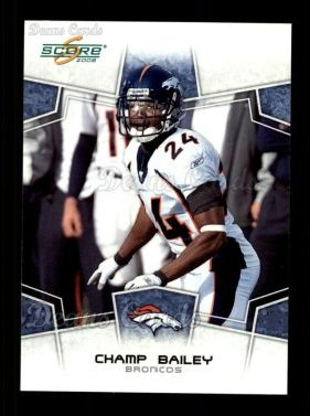 2008 Score #93  Champ Bailey