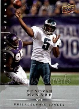 2008 Upper Deck First Edition #111  Donovan McNabb