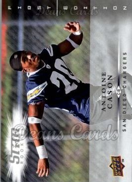 2008 Upper Deck First Edition #153  Antoine Cason