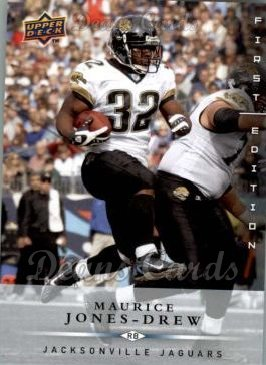 2008 Upper Deck First Edition #71  Maurice Jones-Drew