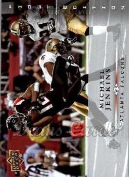 2008 Upper Deck First Edition #9  Michael Jenkins