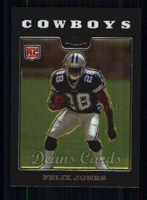 2008 Topps Chrome #184  Felix Jones