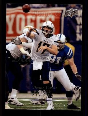 2008 Upper Deck #154  Philip Rivers
