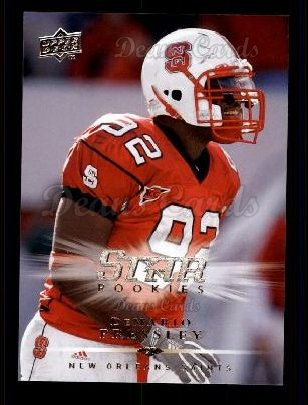 2008 Upper Deck #227  DeMario Pressley