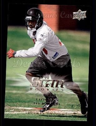 2008 Upper Deck #267  Thomas DeCoud