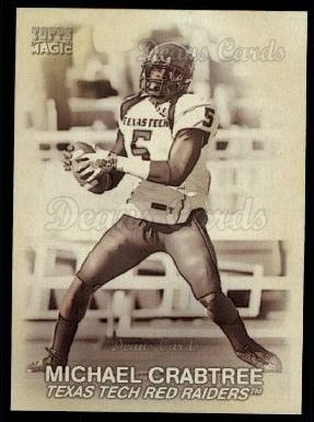 2009 Topps Magic 1948 Magic #11 M Michael Crabtree