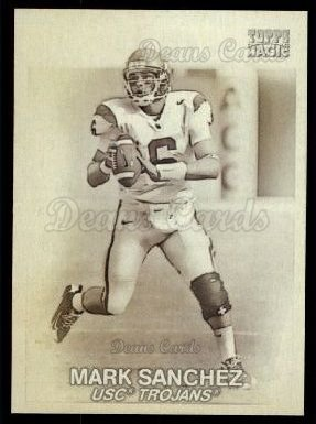 2009 Topps Magic 1948 Magic #27 M Mark Sanchez
