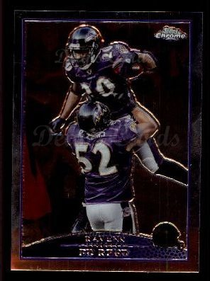 2009 Topps Chrome #16  Ed Reed