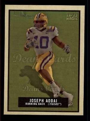 2009 Topps Magic #112  Joseph Addai