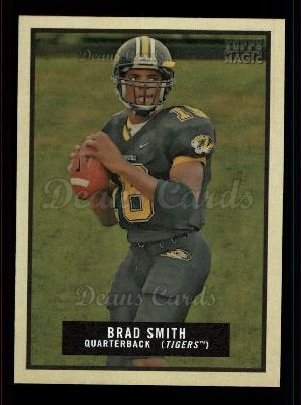 2009 Topps Magic #172  Brad Smith
