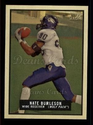 2009 Topps Magic #175  Nate Burleson