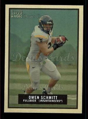 2009 Topps Magic #208  Owen Schmitt