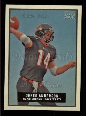 2009 Topps Magic #219  Derek Anderson