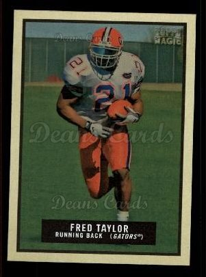 2009 Topps Magic #58  Fred Taylor