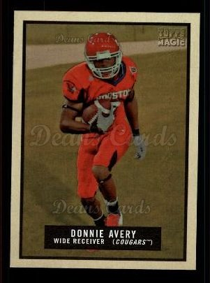2009 Topps Magic #85  Donnie Avery