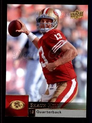 2009 Upper Deck #169  Shaun Hill