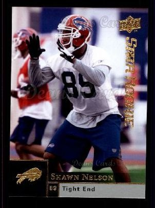 2009 Upper Deck #212  Shawn Nelson
