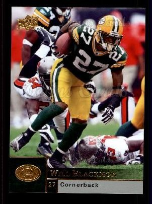 2009 Upper Deck #76  Will Blackmon