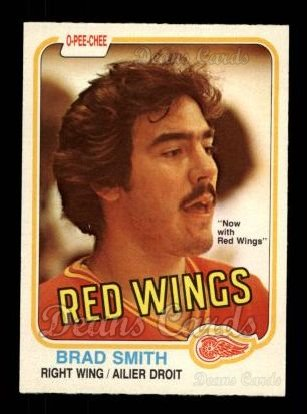 1981 O-Pee-Chee #103  Brad Smith