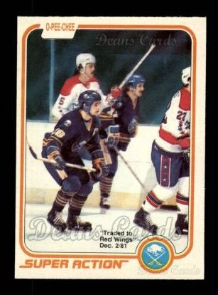 1981 O-Pee-Chee #27   -  Danny Gare Super Action