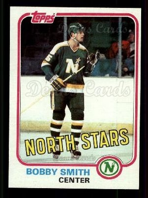 1981 Topps #37  Bobby Smith