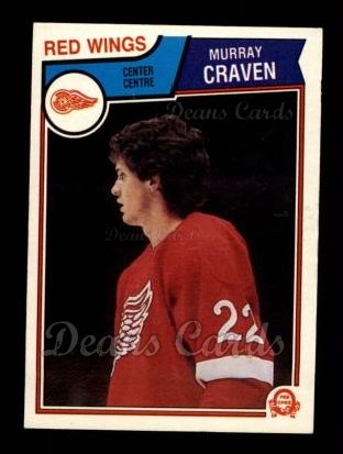 1983 O-Pee-Chee #120  Murray Craven