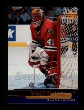 1999 Upper Deck #204  Jocelyn Thibault