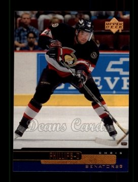 1999 Upper Deck #264  Chris Phillips