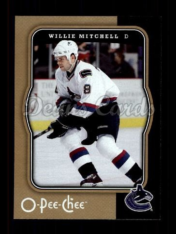 2007 O-Pee-Chee #478  Willie Mitchell