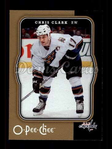 2007 O-Pee-Chee #486  Chris Clark
