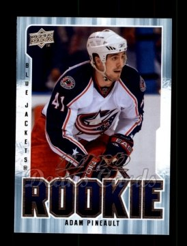 2008 Upper Deck MVP #361  Adam Pineault