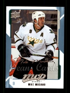 2008 Upper Deck MVP #91  Mike Modano
