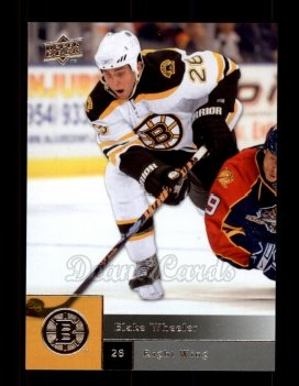 2009 Upper Deck #6  Blake Wheeler