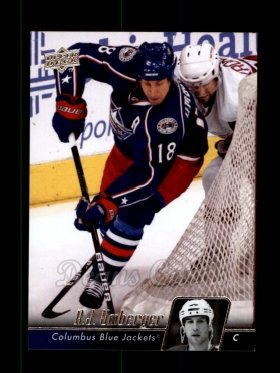2010 Upper Deck #141  R.J. Umberger