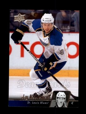 2010 Upper Deck #33  Jay McClement