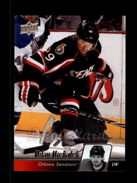 2010 Upper Deck #68  Milan Michalek